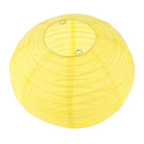Laterne Lampions Lampenschirm mit Halloween Stil Aufkleber für DIY Laterne - Magier ()