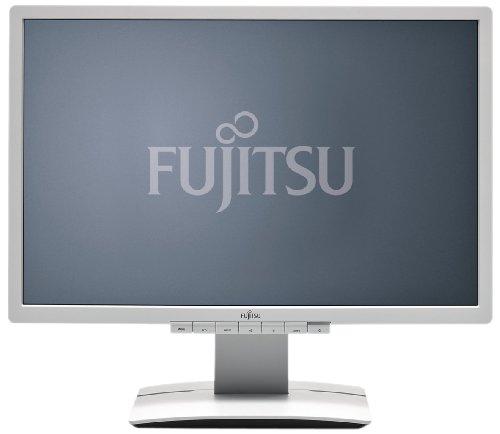 Fujitsu B22W-6 55,9 cm (22 Zoll) LED-Monitor (VGA, DVI, USB 5ms Reaktionszeit, höhenverstellbar) grau