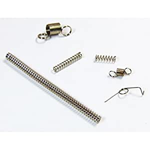 SHS AIRSOFT REPLACEMENT GEAR BOX SPRING SET V 7 VERSION 7 MECH BOXES
