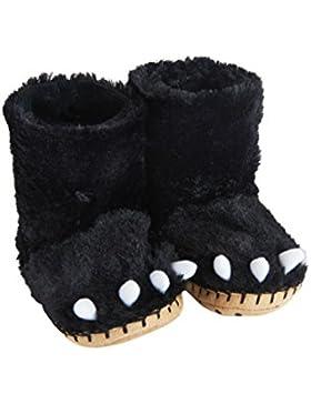 Hatley Lbh - Bear Paws - Zapatillas de Estar por casa de sintético para niño