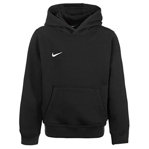 NIKE - Team Club - Pull à Capouche - Enfant - Noir (Black/football White) - XL