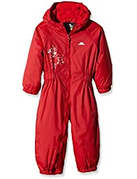 Trespass Waterproof Drip Drop Kids' Outdoor Rain Suit available in