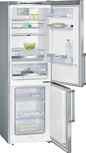 Siemens KG36EMI41 iQ500 Kühl-Gefrier-Kombination / A+++ / 186 cm Höhe / 149 kWh/Jahr / 88 L Gefrierteil / super Cooling