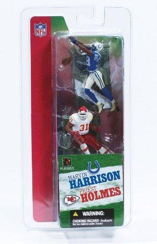 "NFL 7 cm - 3"" Fig. Serie I (M. Harrison/P. Holmes)"