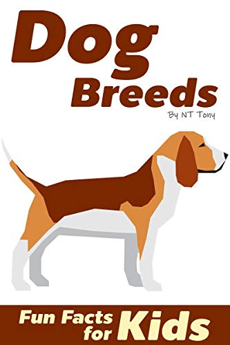 Dog Breeds: Children's Book (Fun Facts for Kids 3) (English Edition)