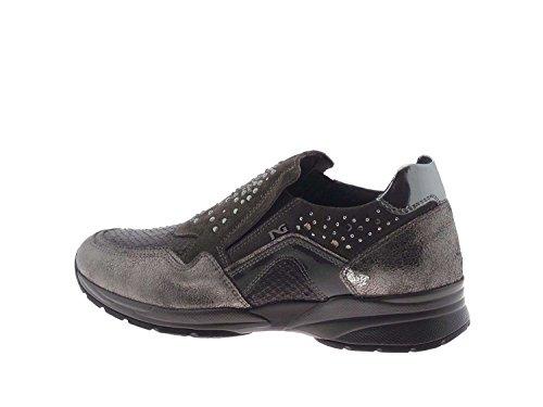 Jardins Pretas, Damen Sneaker Grau