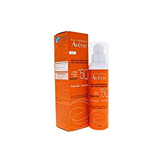 Avene solar spf 50+, oil free fluido coloreado,50ml