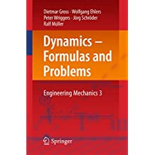 Dynamics – Formulas and Problems: Engineering Mechanics 3 (English Edition)