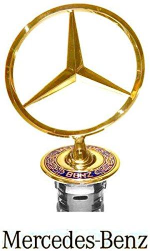 24 ct. 24 K vergoldet Motorhaube Emblem & goldfingergtgt Club Mitgliedschaft (Mitgliedschaft)
