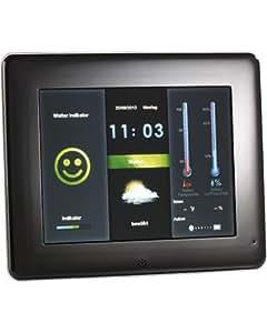 Station météo sans fil avec cadre photo 8''