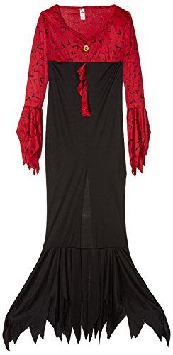 SMIFFYS Costume Halloween/Carnevale da Regina Vampira - sexy Dracula - donna