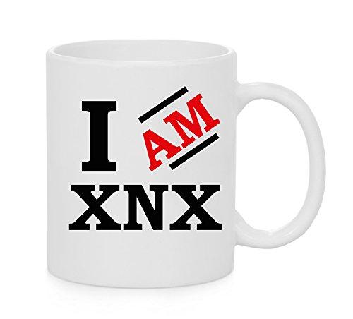 Ich bin xNx Offizielles Tasse