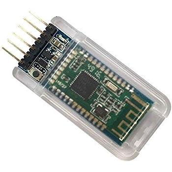 DSD TECH HC-06 Wireless Bluetooth Serial Transceiver Support Module