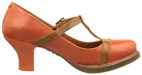 Art Damen Harlem 925 Pumps Red (Coral)