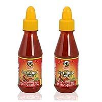 Thai Hot Chilli Sauce Pantai - 200 ml (Pack of 2)