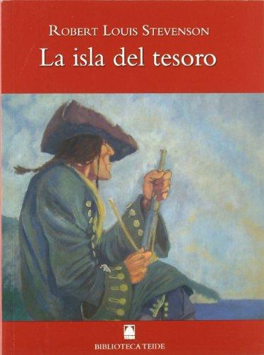 Biblioteca Teide 026 - La isla del tesoro -Robert Louis Stevenson- - 9788430760664