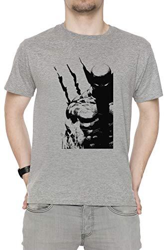 Erido Los Mejor A Qué Yo Hacer Hombre Camiseta Cuello Redondo Gris Manga Corta Tamaño M Men's Grey T-Shirt Medium Size M