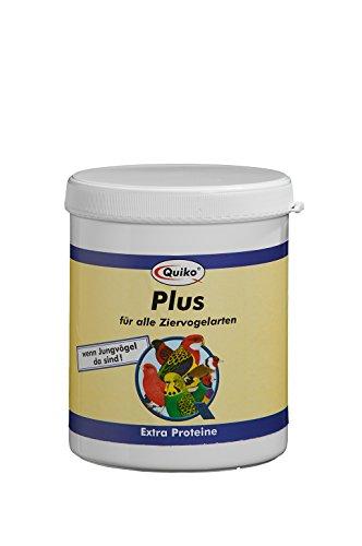 Quiko Plus - Extra Proteine für junge Vögel aller Ziervogelarten, Dose, 1er Pack (1 x 400 g)