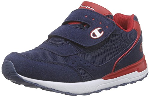 Champion Low Cut Shoe Rugrat Revival B Ps, Chaussures de course garçon Bleu - Blau (Black Iris 3016)
