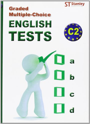 Graded multiple-choice: English tests-C2
