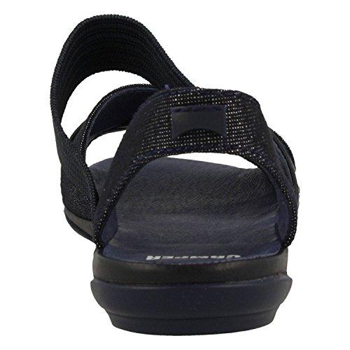 CAMPER Sandale K200619-004 Droit Nina Noir