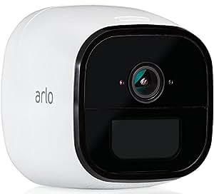 Arlo Go Mobile VML4030-100PES Telecamera di Sicurezza 100% senza Fili, Connettività Wireless 4G, 3G LTE, Compatibile con SIM di Qualsiasi Operatore, Indoor e Outdoor