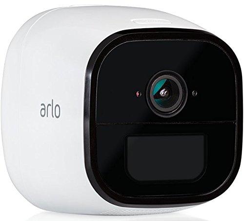 dual sim lte router Arlo Go kabellose Indoor-/Outdoor LTE HD Überwachungskamera (3G/4G-LTE, Wetterfest, Nachtsicht, 2-Wege-Audio, kostenlose Cloud-Aufzeichnung) weiß, VML4030-100PES