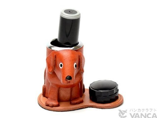 handmade-product-made-in-japan-new-craftsmen-present-leather-seal-stand-labrador-retriever-vanca-jap