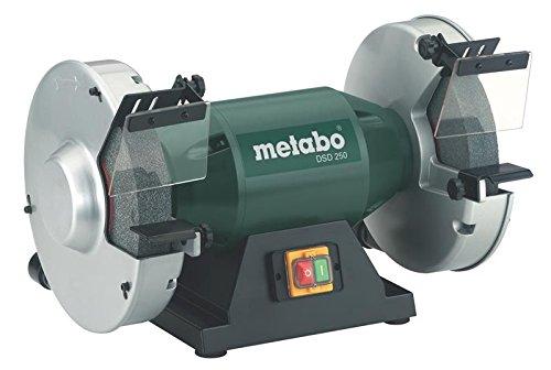 Metabo DSD 250 - Esmeriladora doble