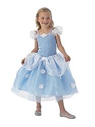 Kidkraft Prinzessinnen-kostüm Mit Blauen Rosen, Xs