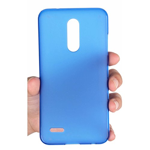 MISEMIYA - LG K11 / LG K10 2018 Hüllen Taschen - Hüllen, TPU-Trans,Blau