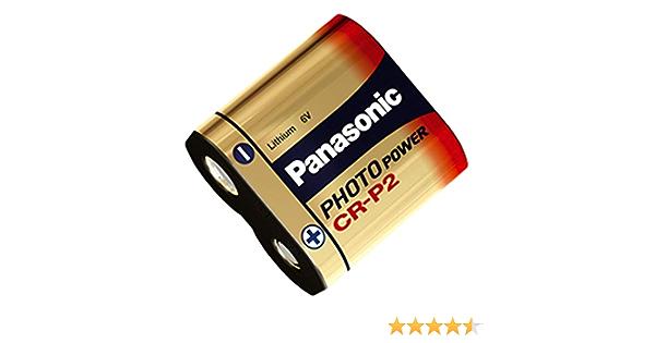 Dynamische Leistung Panasonic Crp2p Akku 1 Stück Elektronik