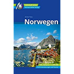 Norwegen Reiseführer Michael Müller Verlag: Individuell reisen mit vielen praktischen Tipps Autovermietung Norwegen