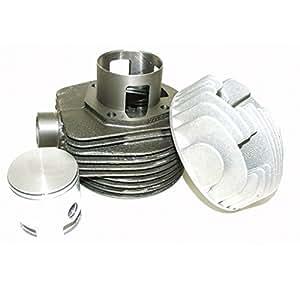 Kit cylindre Pinasco 25030805 175cc AC, Cylindre en fonte grise pour Vespa Cosa 125 VNR1T - mit E-Start | Vespa Cosa 125 VNR2T - ohne E-Start | Vespa P 125 X VNX1T | Vespa P 150 X VLX1