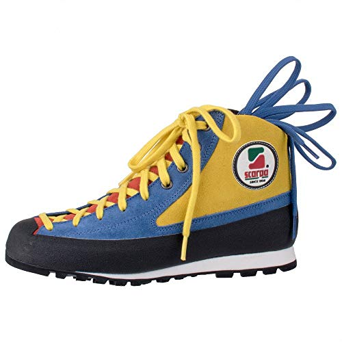 Scarpa Zero 8 Limited Edition M Sunny/True/Blue RED (EU 42) -