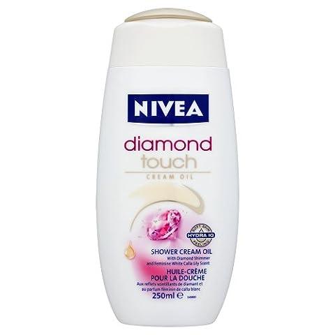 NIVEA Diamond touch Cream Shower Oil 250ml