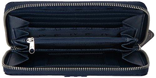Armani Jeans 928532 CC855 00335 portafoglio blu Blu