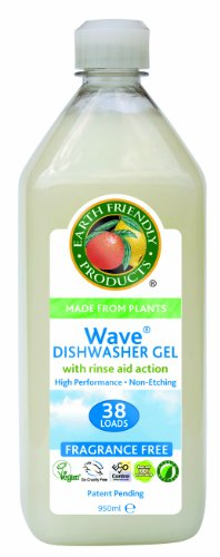 earth-friendly-products-wave-dishwasher-gel-with-rinse-aid-fragrance-free-950-ml-pack-of-2