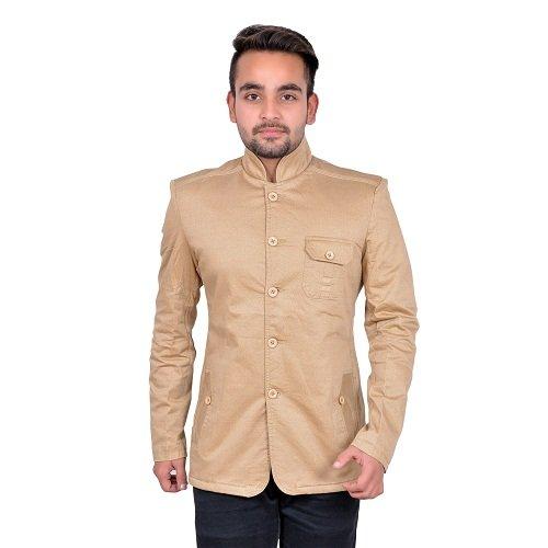 GDS Design Brown Party Wear Blazers For Men
