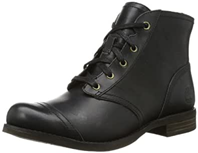 Timberland EK SAVIN HILL CHUK B BLACK C8058A Damen Stiefel, Schwarz (BLACK), EU 36 (US 5.5)