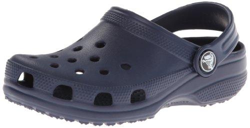 Crocs Classic Kids 1006, Sabot Unisex – Bambini Blu (Navy)