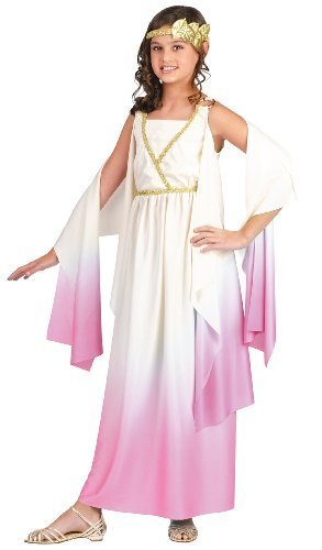 RG Costumes Athena Costume, Child Small/Size 4-6 by RG ()