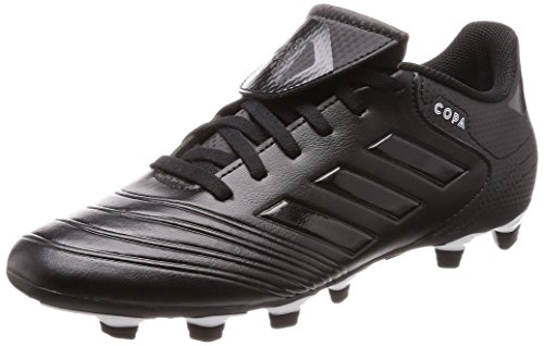 adidas Copa 18.4 FxG, Zapatillas de Fútbol para Hombre, Negro Footwear White/Core Black 0, 42 2/3 EU