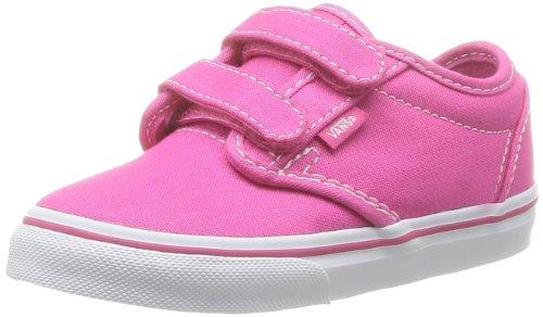 Vans ATWOOD V, Unisex-Kinder Sneakers, Pink ((Canvas)Magenta 8IX), 21.5 EU