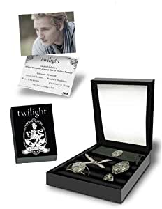 Amazon Exclusive. Twilight Limited Edition officiel complet Ensemble de bijoux de la famille de Cullen