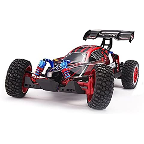 Coche Rc Brushless Buggy Scorpion Racing 1:8 | Tracción 4x4 | 60 km/h | 15 Minutos | Listo para