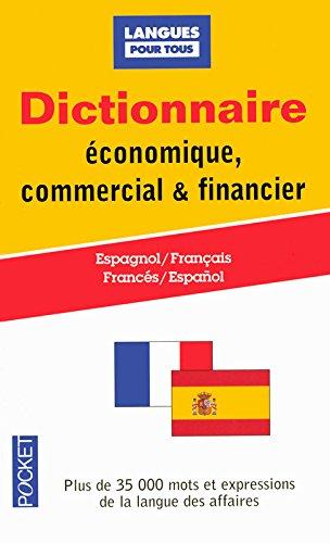 Dictionnaire espagnol économique, commercial et financier