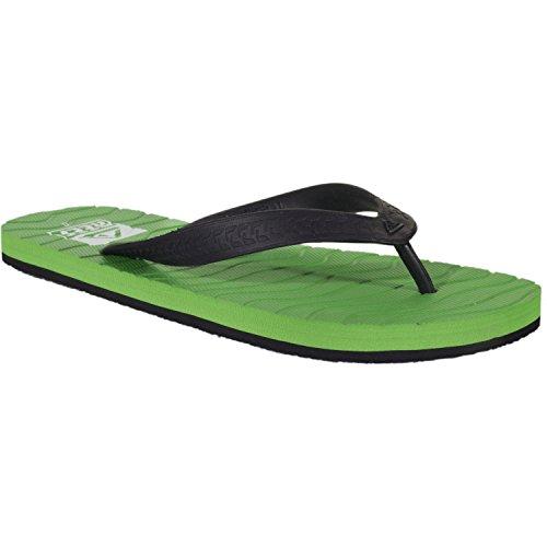 Reef Wanderschuhe Chipper Trekking Herren amp; Green Black Green Sandalen H6wqHrTcB