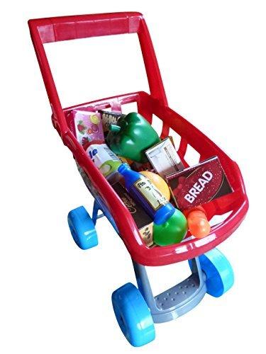 gen, A158, 22 tlg. Set für den Kaufmannsladen, Supermarkt oder die Kinderküche, Geschenk-idee für Jungen und Mädchen für Weihnachten und zum Geburtstag, Geburtstags-Geschenk (22. Geburtstag Party-ideen)