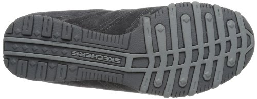Skechers Bikers Sole Charmer Damen Sneakers Grau (Ccl)